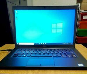 Dell Latitude 7490 / i7-8650U 1.9GHz / 256GB SSD / 16GB RAM / W10P