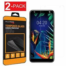 2 Pack Premium Tempered Glass Screen Protector For Lg K40 K12 Plus X4 2019