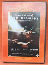 THE PIANIST // ADRIEN BRODY - THOMAS KRETSCHANN   -- !!! DVD   !!!
