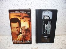 John John in the Sky VHS Video Out Of Print RARE Randy Travis