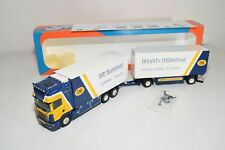 A5 43 1:50 TEKNO SCANIA 164L DINANT V. ITERSON TRUCK WITH TRAILER MIB