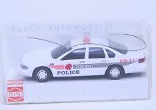 Busch 1:87 Nr. 47624 Chevrolet Caprice Rosemont Police in OVP (RB9680)
