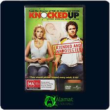Knocked Up (DVD) VGC - Fast Free Post - Seth Rogan - Katherine Heigl