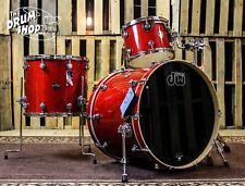 Dw Performance Candy Apple Drum Set - 22, 12, 16