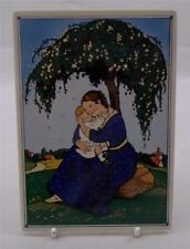 Villeroy & and Boch VILBOCARD A15/1 Mother and Child NEW UNUSED BH031