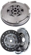 LUK DUAL MASS FLYWHEEL DMF AND COMPLETE CLUTCH KIT FOR VW LT 2.5 TDI 240MM