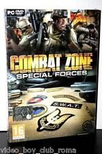 COMBAT ZONE SPECIAL FORCES GIOCO NUOVO SIGILLATO VERSIONE ITA PRIMA STAMPA PG