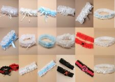 Elasticated Garter Lace Ribbon Wedding Hen Night Prom Party Costume Wholesale