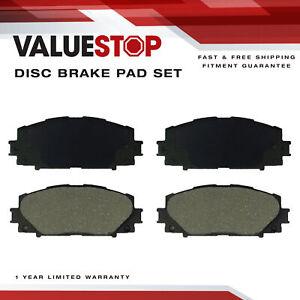 Front Ceramic Brake Pads for Scion iQ; Toyota Corolla, Prius C, Yaris