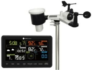 Ambient Weather WS-1900 Osprey Solar Powered Wireless Professional Weather Stati