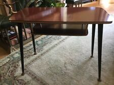 An original mid century telephone table/coffee table