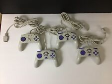 4 x Rokenbok Building System Remote Control Pads RC Controller Wired Lot