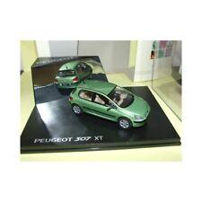 PEUGEOT 307 XT 3 portes Vert 2001 NOREV