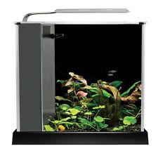 Fluval Spec III Aquarium 2.6 gallon  black  Desktop Glass Aquarium