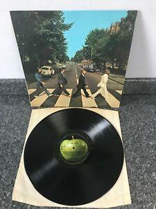 LP VINYL  ALBUM THE BEATLES ABBEY ROAD 1969 UK 1ST PRESS PCS 7088 SUPER COPY EX