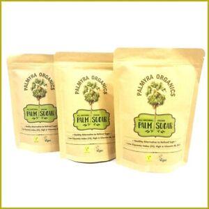 Palm Candy Palmyra Thal Sugar Substitute Sweetener Ceylon 100% Organic Natural
