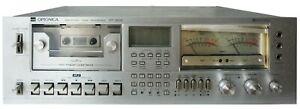Sharp Optonica Stereo Cassette Deck RT 3838