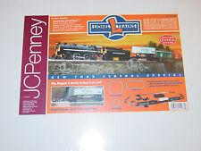 "LIONEL  6 - 11978 - J C PENNY - NEW  YORK  CENTRAL  TRAIN  SET   - ""SEALED"""