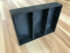 Bryco Mini DV (MDV/HDV) tape storage rack (24 tapes) - open box item
