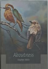 ABOUTNESS  BY  STEPHEN YABLO  NEW.  HARDCOVER