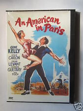 AN AMERICAN  IN PARIS(1951) BRAND NEW DVD (GENE KELLY) WARNER BROTHERS RELEASE