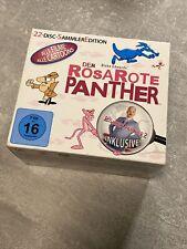 Der Rosarote Panther 22 Disc Sammler Edition Alle Filme & Serien Die Blaue Eli