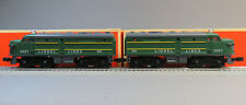 LIONEL POSTWAR AA GREEN ALCO FA SET MAGNE TRACTION O GAUGE train 6-82726 NEW