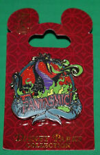 Fantasmic! Maleficent Flotsam and Jetsam Disney Pin 74154 New Out Of Production