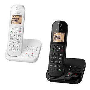 Panasonic KX-TGC 420GB Schnurlos Telefon Anrufbeantworter Telefonbuch Wecker