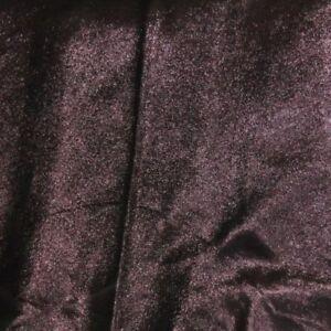Lederhaut  Kalbsleder  dunkel Rot mit Metallic-Pünktchen  verschiedene Größen