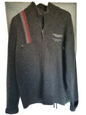 Aston Martin Racing Men's Zip up Jacket - made by Hackett. In Extra Large