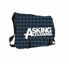 ASKING ALEXANDRIA messenger bag