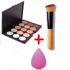 15 Farben Pro Partei Beauty Contour Face Cream Make-up Concealer Palette