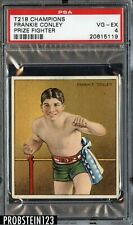 T218 Champions Boxing Prize Fighter Frankie Conley PSA 4 VG-EX