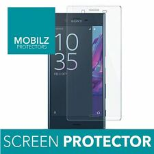 FULL CURVED EDGE 3D TEMPERED GLASS SCREEN PROTECTOR For Sony Xperia XZ