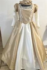 """Womens Elizabethan Renaissance Tudor Dress Gown Hat Your Sz Choice Bust 32 - 46"""""""