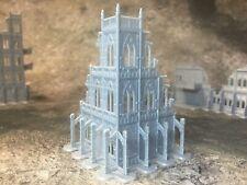 8mm Small Gothic Ruin - Epic Adeptus Titanicus Terrain