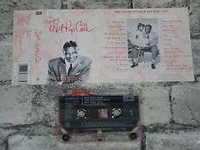 NAT KING COLE - The Unforgettable  (UK) Best of  / Cassette Album Tape /3348