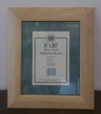 "8"" x 10"" Natural Maple Wood Photo Frame"
