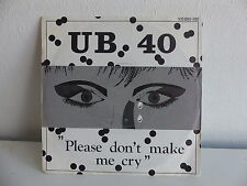 UB 40 Please don't make me cry 105895 100