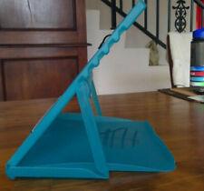 LEGGICOMODO-PORTA BOOK Plastic Book & Laptop Raiser - light blue - 5 positions