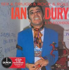 Ian Dury-Sex & Drugs & Rock & Roll-The Best Of (180 G VINYL LP) NEUF/SCELLÉ