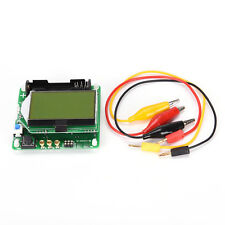 3.7V of inductor-capacitor ESR meter DIY MG328 multifunction transistor tes.eo