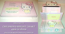Hello Kitty Growth Height Chart by Hallmark - 160cm