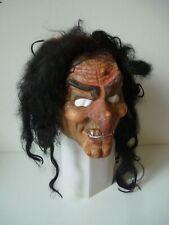 Masque souple ancien déguisement Halloween / César 1976