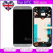 For HTC One Mini 2 M8 mini Screen Replacement Touch LCD Digitizer + Black Frame