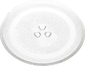 Glas-Drehteller für Medion Tevion Lifetec Inotec Micromax Mikrowellen Ø24,5cm