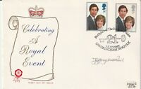 1 JULY 1982 PRINCESS DIANA 21st BIRTHDAY SIGNED COTSWOLD COVER SANDRINGHAM SHS