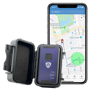 Spark Nano 7 4G LTE CAR & VEHICLE GPS Tracker With Magnetic Water Resistant Case
