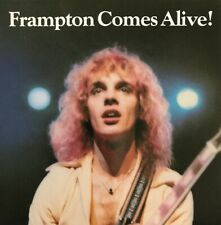 PETER FRAMPTON COMES ALIVE CD A&M REMASTERED USA PRESSING